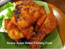 Resep Masakan Ayam Bakar Padang Istimewa