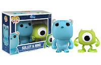 Funko Pop! Sulley & Mike