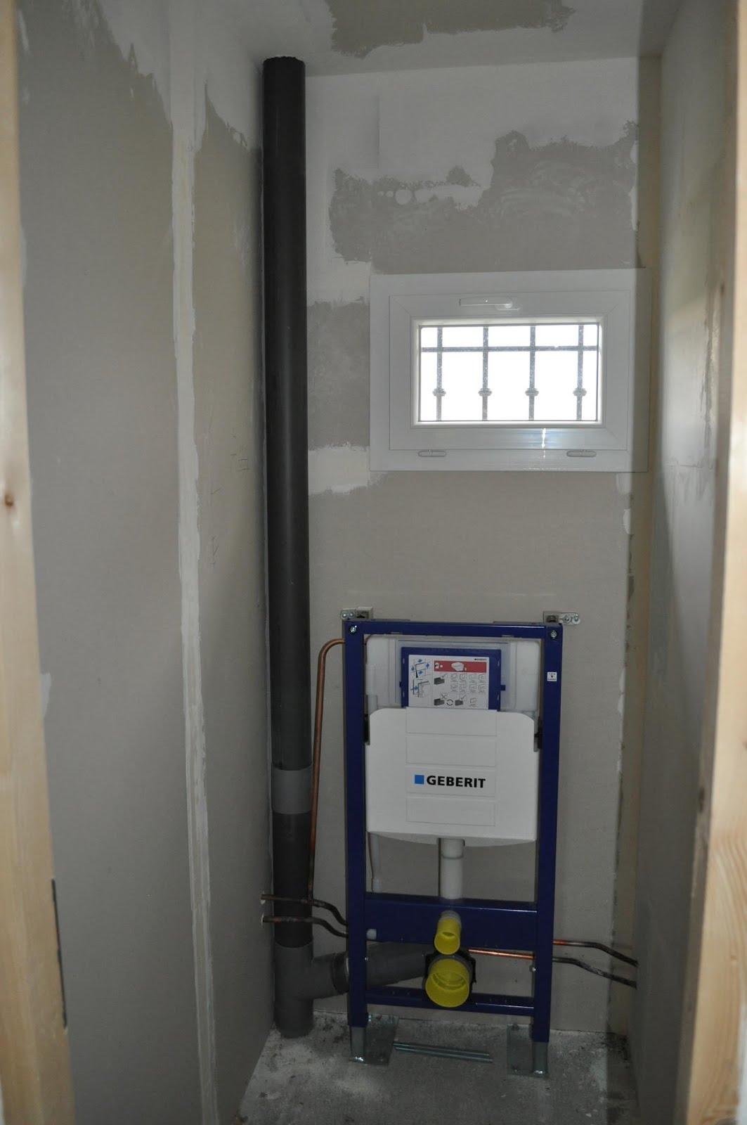 R alisation du g te des fraux d ventilation primaire - Ventilation primaire wc ...