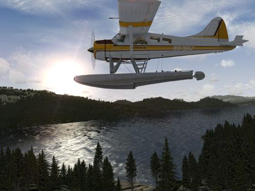 Microsoft Flight game PC