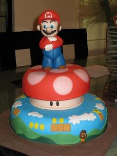 Pasteles para Fiesta, Mario Bros