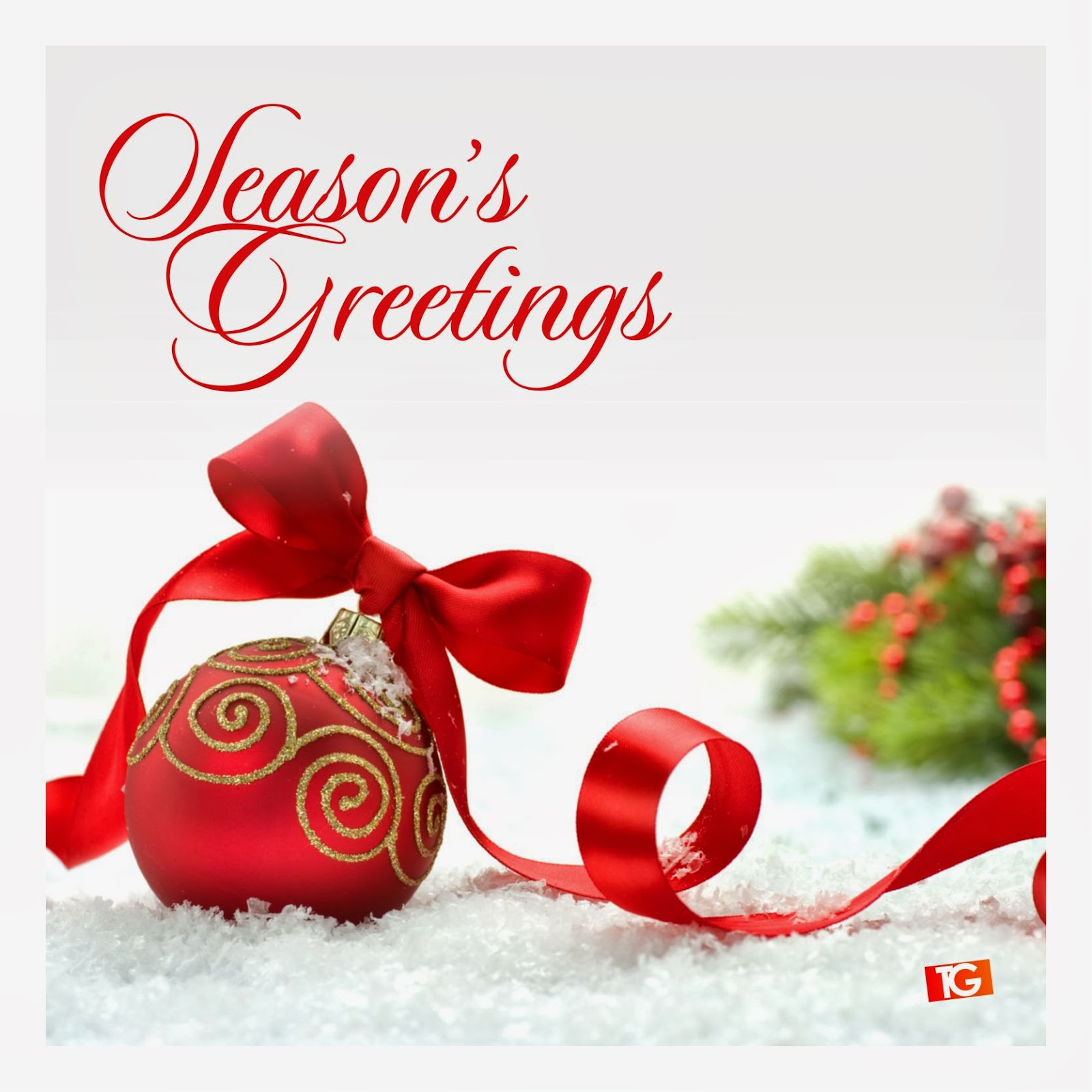 Season Greeting Wishes Choice Image Greetings Card Design Simple