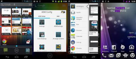 Hướng dẫn cơ bản về giao diện người dùng android