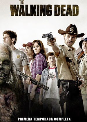 The Walking Dead Temporada 1 [2010] [720p BRrip] [Latino-Inglés] [GoogleDrive]