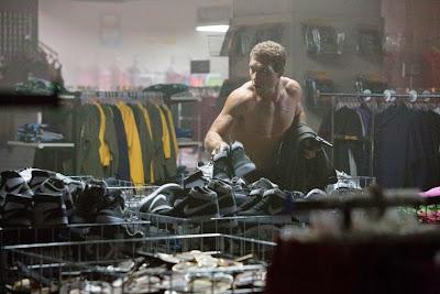 Jai Courtney stars as Kyle Reese in Terminator Genisys