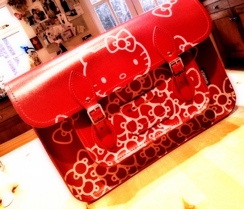 Hello Kitty Zatchels
