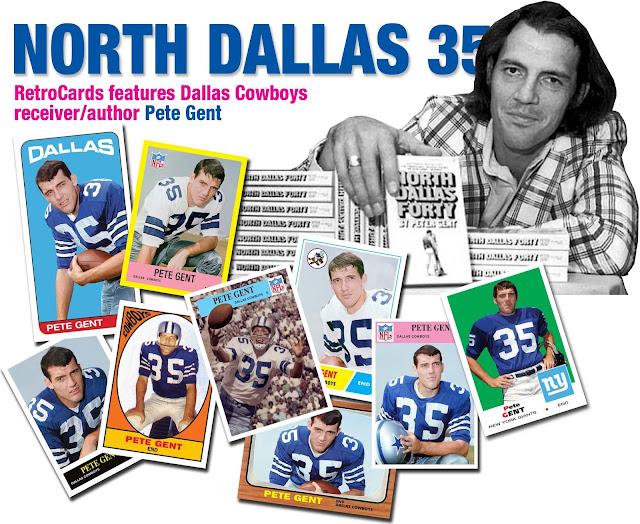 Dallas Cowboys RetroCards