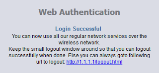 Wifi.id Login Successful