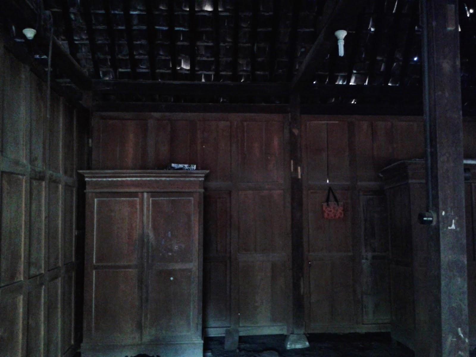 Rumah Limasan Gebyok 5 Lembar