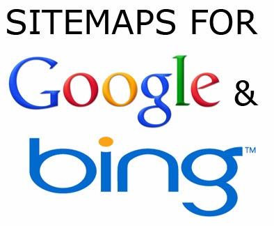 Submit Sitemap To Google & Bing