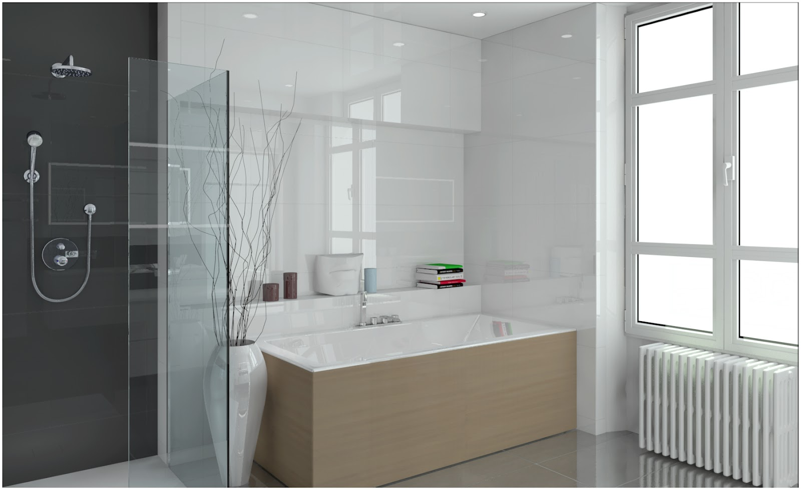 amenagement salle de bain 3d maison design