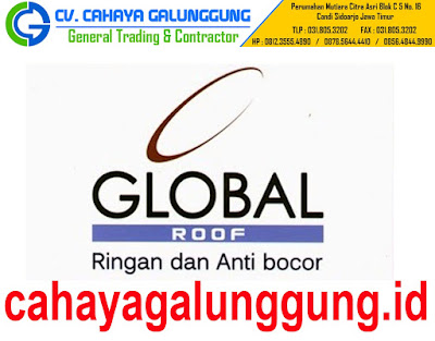 GENTENG METAL GLOBAL