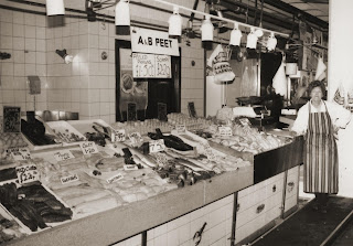 Leicester Indoor Market, late 1990s?