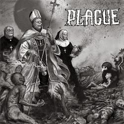 "PLAGUE - s/t 7"""