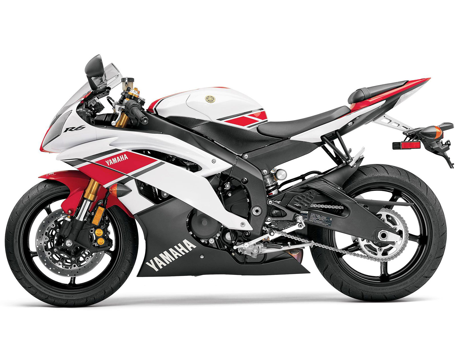 2012 Yamaha YZF-R6 WorldGP 50th Anniversary Edition Review