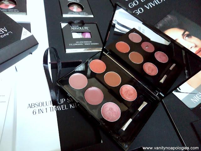 lakme lipstick travel