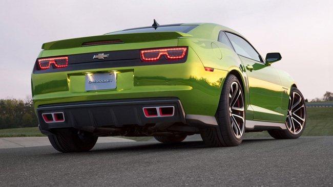 Los Mejores Tuning Chevrolet Camaro Hot Wheels Concept