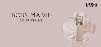 Échantillon Gratuit du parfum Ma Vie de Hugo Boss