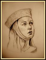 Lady Leta as envisioned by Anne Elisabeth Stengl