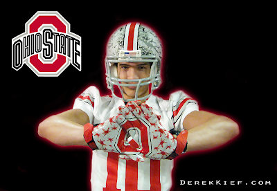 4* WR Derek Kief Visiting THE Ohio State Buckeyes