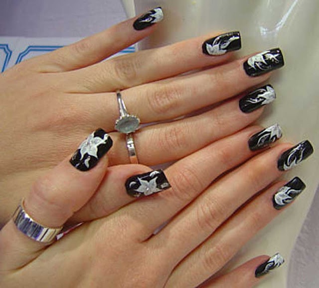 New nail arts prinsesfo Image collections