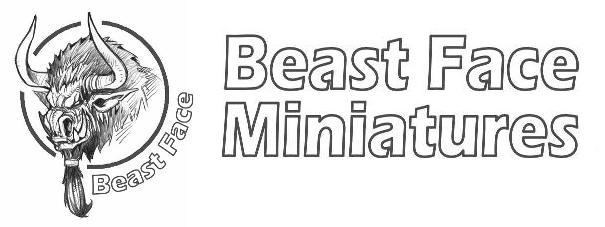 Beast Face Miniatures