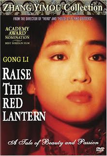 Đèn Lồng Đỏ Treo Cao - Raise The Red Lantern