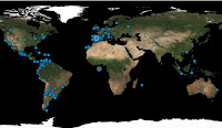 Visitas a mundoporlibre.com, vuelta al mundo, round the world, La vuelta al mundo de Asun y Ricardo