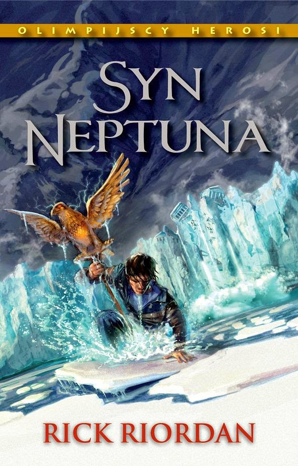 """Syn Neptuna"" Rick Riordan - recenzja"