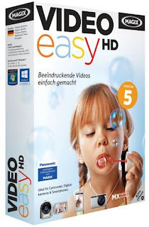 Download MAGIX Video easy 5 HD 5.0.1.100 Including Activator