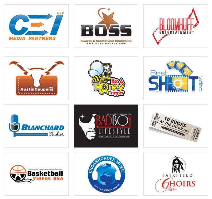 entertainment logos designs entertainment logos approaches and