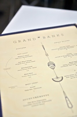 Grand Banks Oyster Bar in NYC