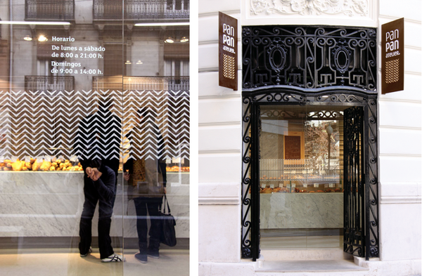 Kaper design restaurant hospitality design inspiration - Atelier valencia ...