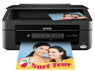 Epson Stylus TX235W  Free Printer driver Downloads