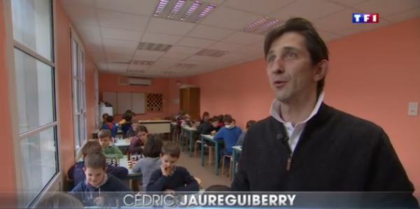 Les échecs sont encore une fois à l'honneur au JT de TF1