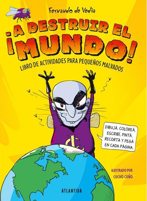 A DESTRUIR EL MUNDO! - Atlántida
