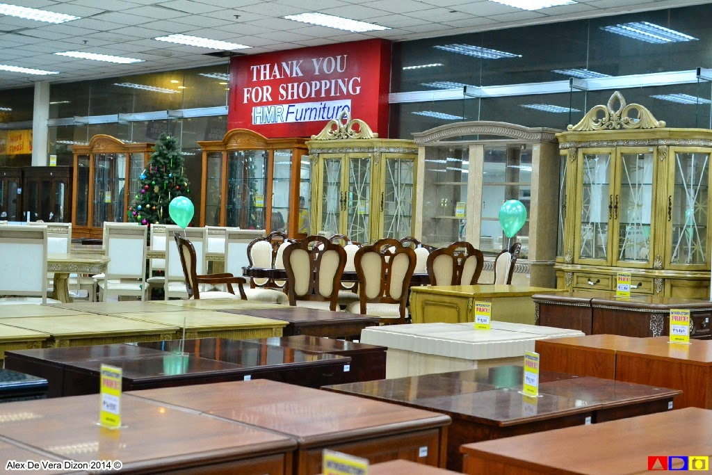 HMR Opens All Furniture Store In Mandaluyong