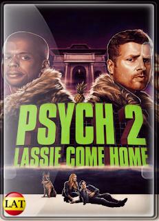 Psíquico 2: Lassie Regresa (2020) DVDRIP LATINO