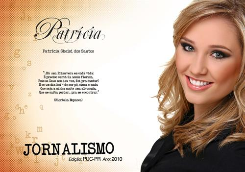 Formatura Jornal 2014 Janeiro 2013