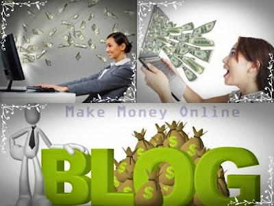 cari uang lewat blog