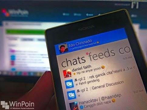 BBM di Windows Phone