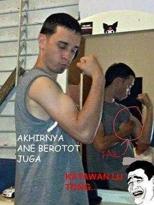 foto meme lucu indonesia