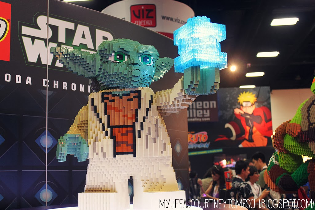 San Diego Comic Con 2013 Lego Star Wars