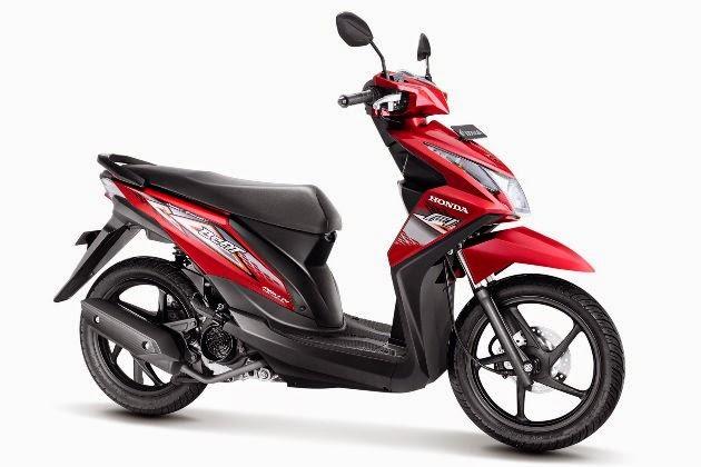 Blog Otomotif Roda Dua  Honda Beat Fi Esp Dengan Acg Stater Meluncur Dalam Hitungan Hari