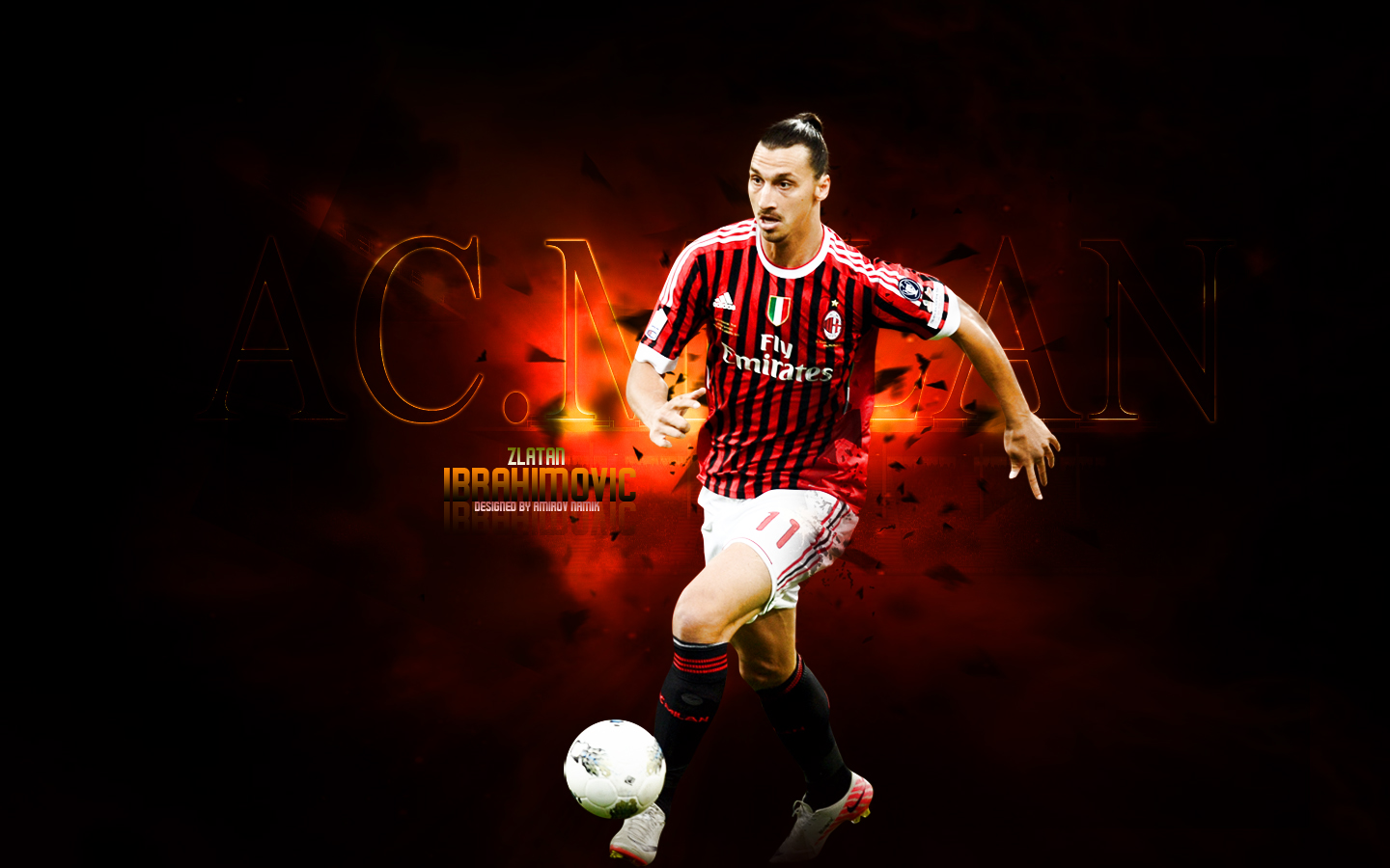 zlatan ibrahimovic hd wallpapers a blog all type sports