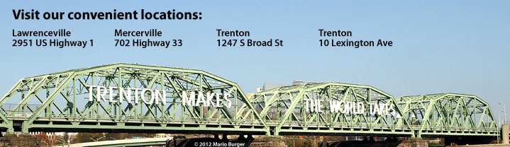 Trenton Makes Bridge