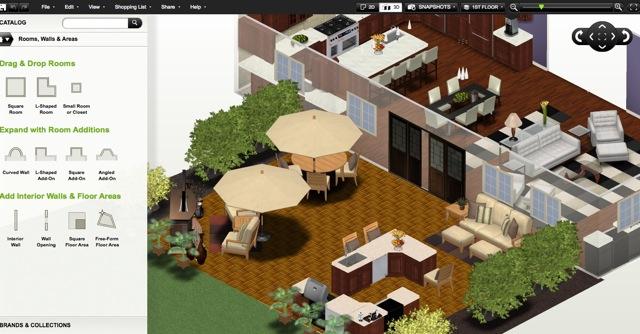 Autodesk homestyler il miglior programma gratuito per - Programma per progettare casa 3d ...