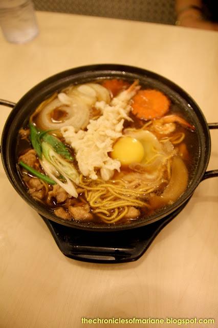 ramen cool food