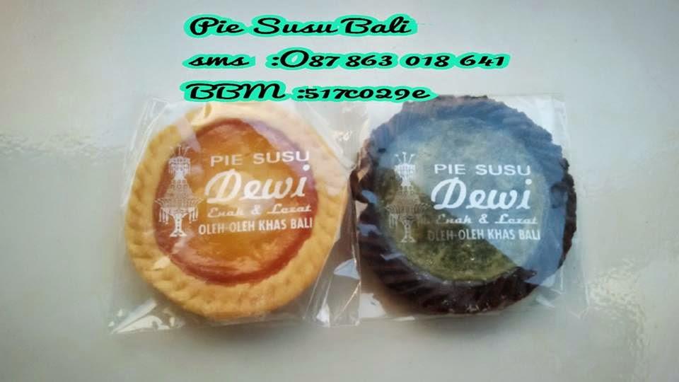 Pie Susu Enak Di Denpasar Bali