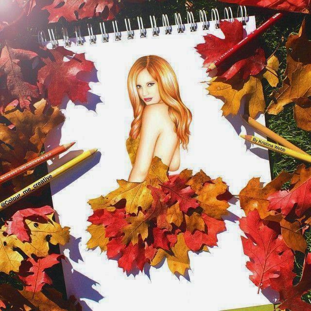 Kristina Webb creative artwork